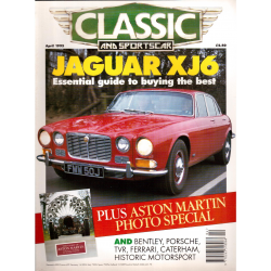 CLASSIC and SPORTSCAR   abril 1995