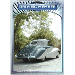 THE DRIVING MEMBER Vol 42 -Num 2 del Daimler & Lanchester Owners Club