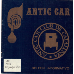 ANTIC CAR 4  4º trmestre 1979