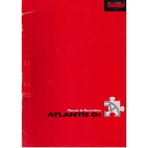 Manual de recambios Derbi Atlantis O2 año 2003