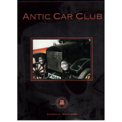 ANTIC  CAR CLUB  nº 4  mayo 2006