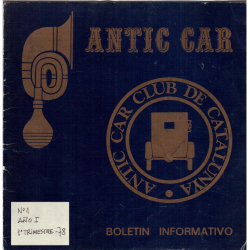 ANTIC CAR 1  1º trmestre 1978