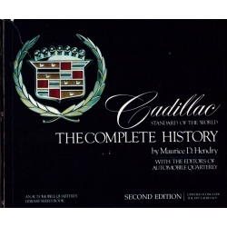 Cadillac the complete history.