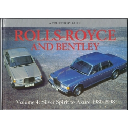 ROLLS -ROYCE AND BENTLEY, a...