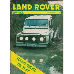 LAND ROVER Owner...