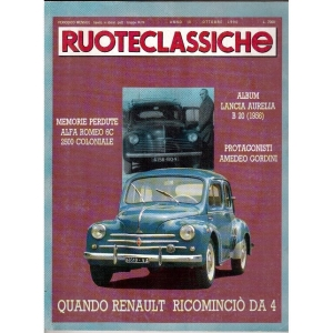 Revistas de coches italianas